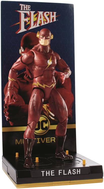 Mattel revela novas peças do Batman e The Flash!