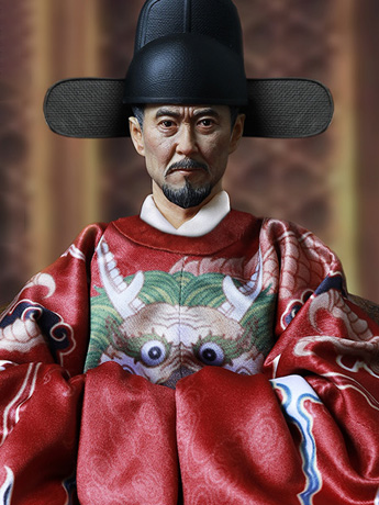 Civil Officer of Ming Dynasty 1/6 Scale Figure