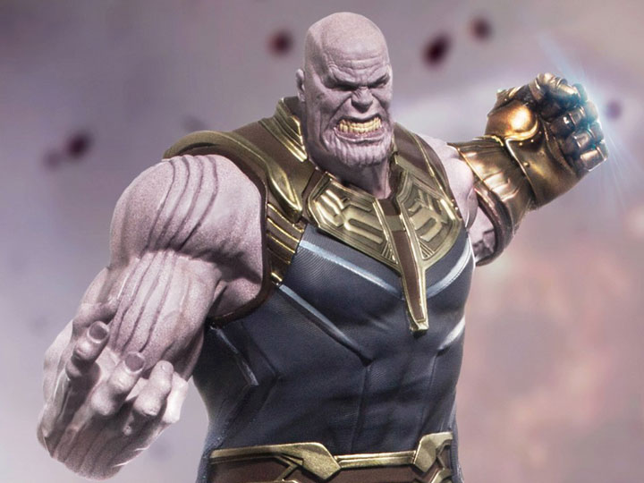 Avengers: Infinity War Battle Diorama Series Thanos 1/10 Art Scale Statue
