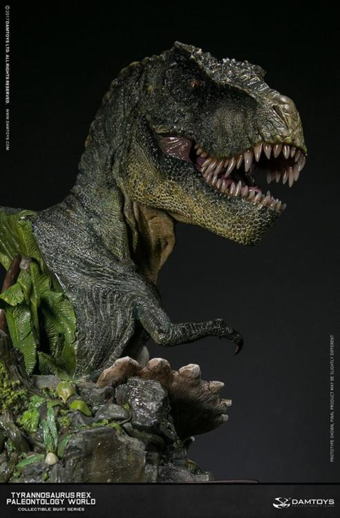 P 51 For Sale >> T-Rex Paleontology World MUS001B Collectible Museum Series Bust