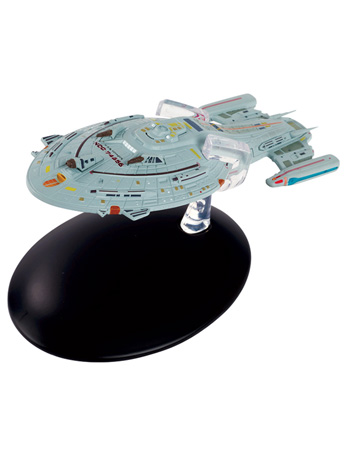 Star Trek Starships Collection #132 Warship Voyager