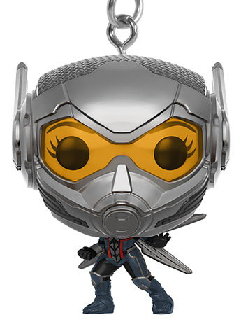 Pocket Pop! Keychain: Ant-Man and the Wasp - Wasp