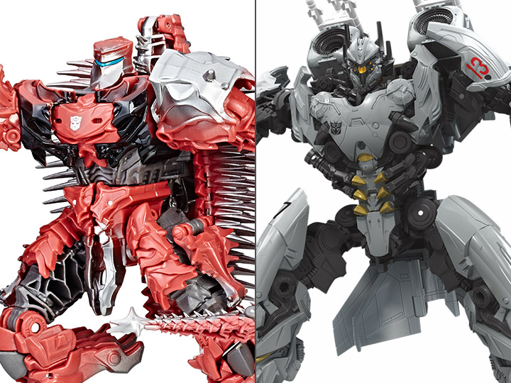 Transformers: The Last Knight Voyager Wave 3 Case of 2