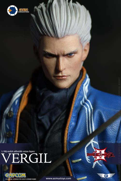 Asmus Toys Vergil | Devil May Cry Vergil Figure