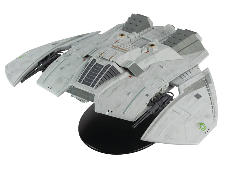 Blood /& Chrome IN STOCK Issue 11 Cylon Raider Eaglemoss Battlestar Galactica