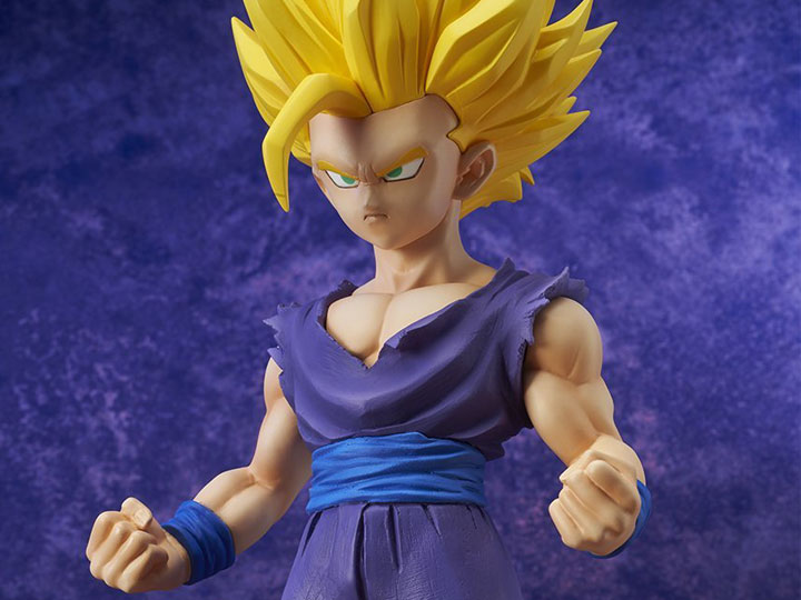 Dragon ball z gigantic series super saiyan 2 son gohan - Son gohan super saiyan 4 ...
