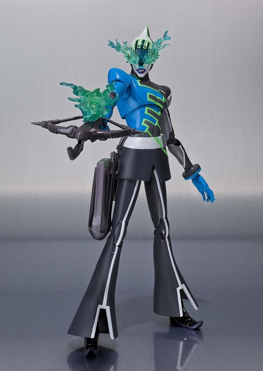 Tiger and bunny lunatic figure