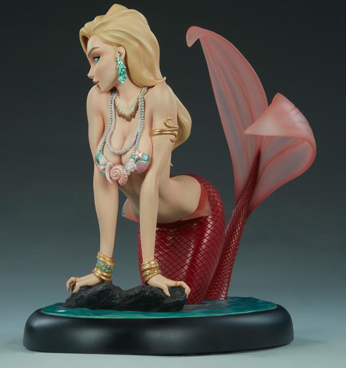 Fairytale Fantasies Collection The Little Mermaid (Morning) Limited Edition Statue