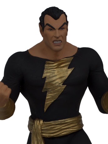 DC Comics Black Adam Statue