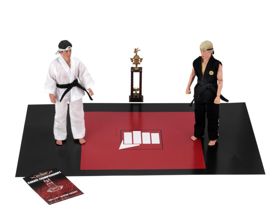 The Karate Kid Daniel & Johnny Two-Pack