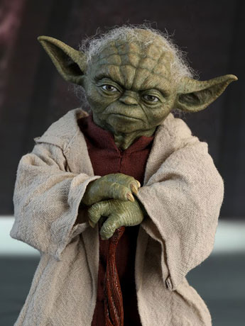 Star Wars: Attack of the Clones MMS495 Yoda 1/6th Scale Collectible Figure