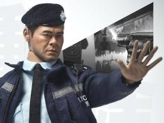 "Police Emergency Unit ""Sergeant Black"" 2.0 1/6 Scale Figure"