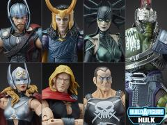 Thor Marvel Legends Wave 1 Set of 6 (Hulk BAF)