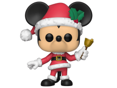 Pop! Disney: Holiday - Mickey Mouse