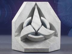 Star Trek: Discovery Klingon Emblem Bookend