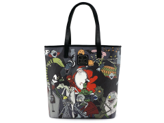 The Nightmare Before Christmas Character Tote Bag
