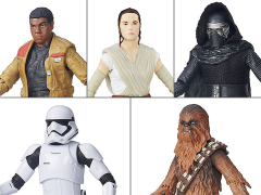 "Star Wars: The Black Series 6"" Wave 10 Set of 5"