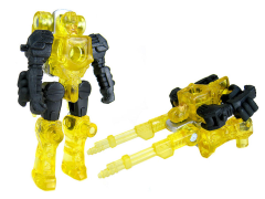 Arms Micron Exclusive - Autobot Firebolt Yellow Version