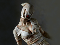 Silent Hill 2 Bubble Head Nurse (Ito Ver.) 1/6 Scale PVC Statue