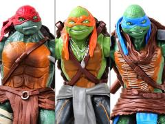 "TMNT Movie 11"" Figure Series 01 Set of 3"
