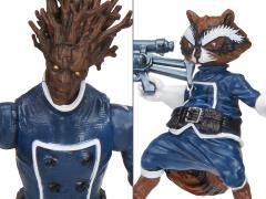 "Marvel Legends 3.75"" Comic Two-Packs Rocket Raccoon & Groot"