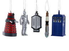 Doctor Who Miniature Ornaments Box of 5