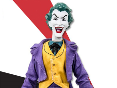 "Super Friends World's Greatest Heroes The Joker 8"" Retro Figure"