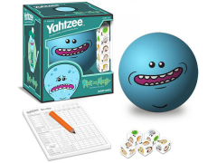 Yahtzee: Rick And Morty Meeseeks Edition