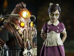 Bioshock 2 Subject Delta & Little Sister 1/6 Scale Collectible Figure Set