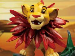 The Lion King Master Craft MC-012 Little Simba Limited Edition Statue