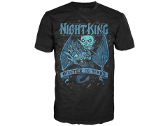 Pop! Tees: Game of Thrones - Kings Ice Dragon