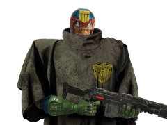 Judge Dredd One:12 Collective Judge Dredd (Cursed Earth) PX Previews Exclusive
