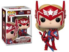 Pop! Games: Marvel: Future Fight - Sharon Rogers