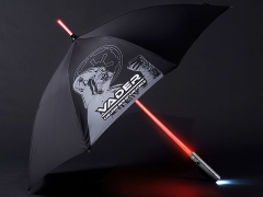 Star Wars Darth Vader Light Up Lightsaber Umbrella (2nd Gen)