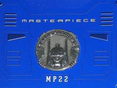 Transformers Masterpiece MP-22 Ultra Magnus Collector Coin