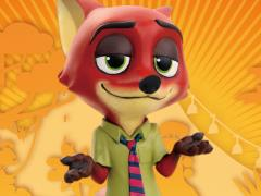 Zootopia Mini Egg Attack MEA-006 Nick PX Previews Exclusive