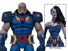 "DC Comics Icons 6"" Darkseid & Grail Deluxe Two Pack"