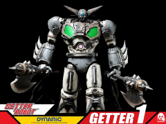 "Getter Robo x Go Nagai 16"" Getter 1 Figure Limited Edition"