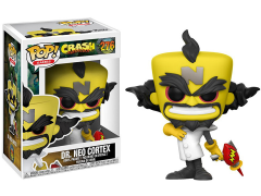 Pop! Games: Crash Bandicoot - Dr. Neo Cortex