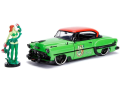 DC Comics Bombshells Die Cast Poison Ivy & 1953 Chevy Bel Air