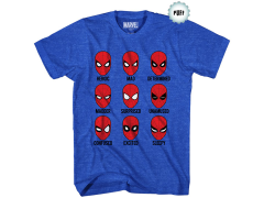 Marvel Spider-Man Mad or What T-Shirt
