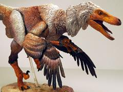 Beasts of the Mesozoic: Raptor Series Deluxe Figure - Tsaagan mangas