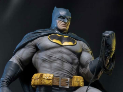 The Dark Knight III: The Master Race Batman (Deluxe Ver.) Museum Masterline Statue