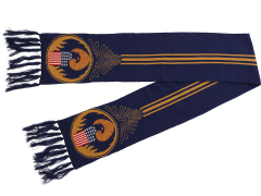 Fantastic Beasts and Where to Find Them MACUSA Knit Scarf