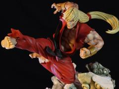 Street Fighter II Battle of Brothers Ken Masters 1/6 Scale Diorama LE 500