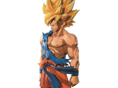 Dragon Ball Z Super Master Stars Piece - Super Saiyan Goku (Two Dimensions)