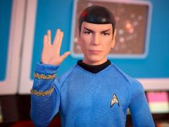 Star Trek 50th Anniversary Barbie Doll - Spock