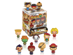 Street Fighter Pint Size Heroes Box of 24 Figures