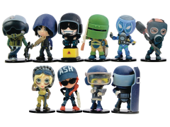 Tom Clancy's Rainbow Six Box of 12 Mini Figures