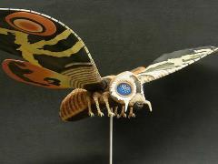 Godzilla Toho Daikaiju Series Mothra (Mothra vs. Godzilla) PX Previews Exclusive